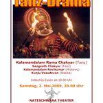 Kutiyattam Tanz-Drama - 02.Mai.2009