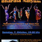 Die Nateschwara Dancers im Emmental, 07.Okt.2017