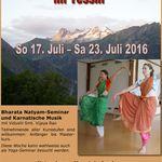Sommer Tanzwochen im Tessin - 2016