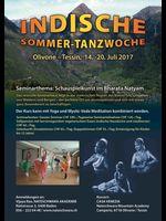 Sommer Tanzwochen im Tessin - 2017