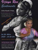 Ashta Nayaki Trilogie - 28.März.2020